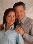 Bob and Sandy Uslander