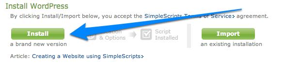 install-wordpress-bluehost